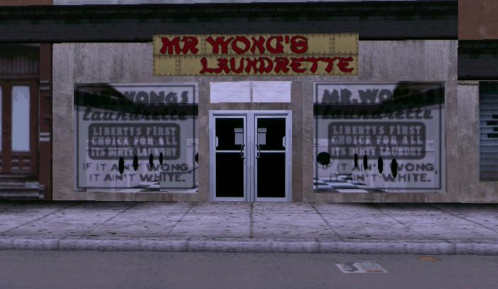 Mr. Wong's Laundrette
