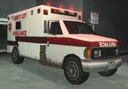 Ambulancia LCS
