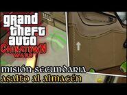 Asalto al Almacén - GTA Chinatown Wars PSP (Español-Sin Comentario)