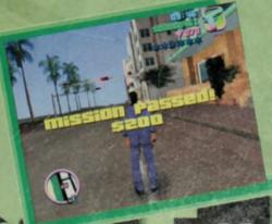 Misión superada Beta VC 1
