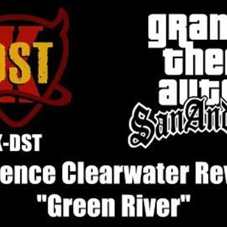 """GTA San Andreas - K-DST Creedence Clearwater Revival - """"Green River"""""""