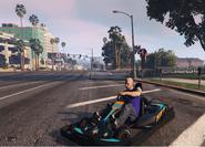 Veto Modern personalizado GTA Online.
