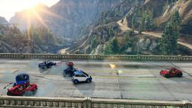 """GTA Online - Modo Adversario """"Hasta el final""""3"""