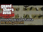 MendigoTron - GTA Chinatown Wars PSP (Español-Sin Comentario) Guía para el 100%