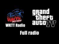 GTA IV (GTA 4) - WKTT Radio - Full radio