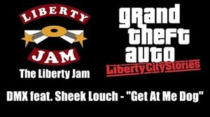 GTA Liberty City Stories - The Liberty Jam DMX feat