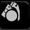 Granada control remoto HUD LCS