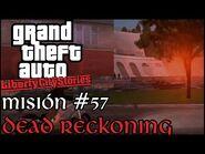 Dead Reckoning - GTA Liberty City Stories PSP - Misión -57 (Español-Sin Comentario)