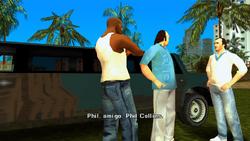 """Kill Phil"" - Phil Collins presentándose"