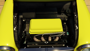 Issi classic motor GTA O