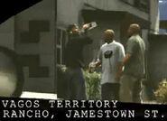 Vagos gang members