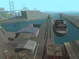 Easter Basin Docks