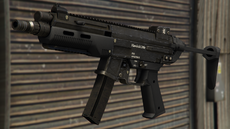 MP5-GTAV PS4 PC XBOX ONE