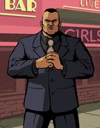 Gangster LCS Artwork