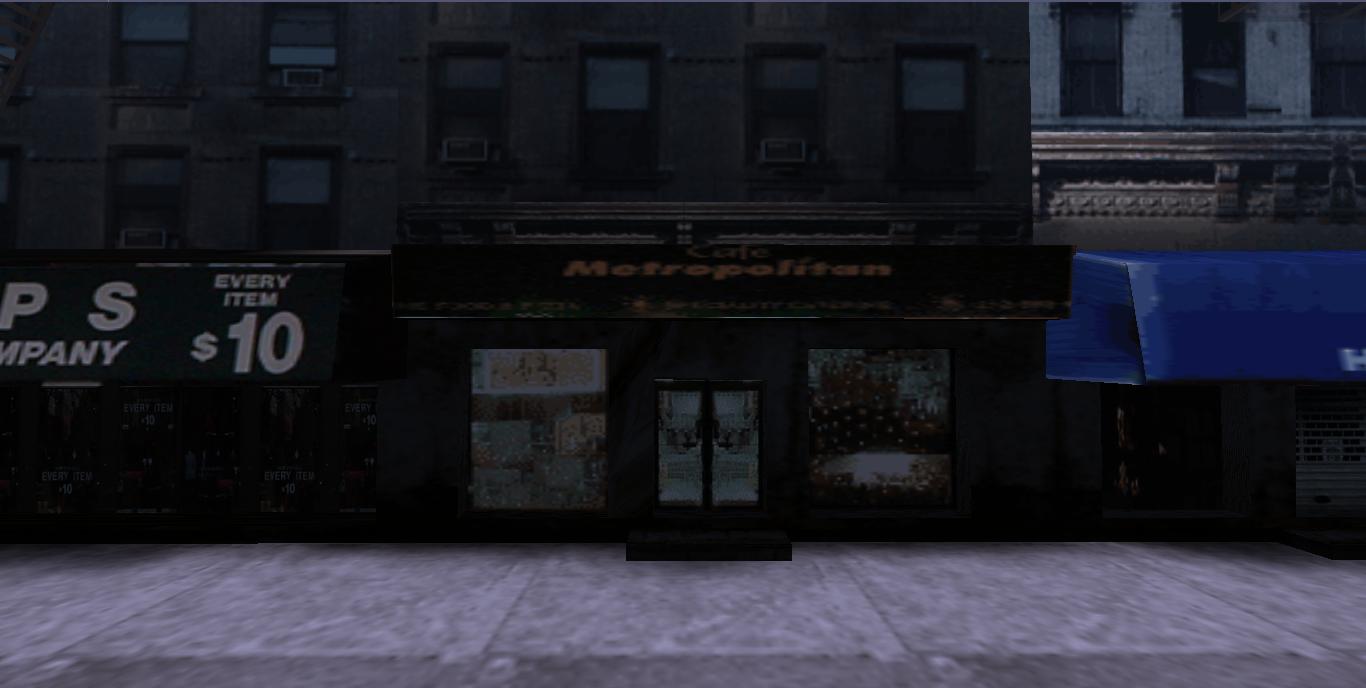 Cafe Metropolitan