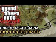 Monumentomanía - GTA Chinatown Wars PSP (Español-Sin Comentario) Guía 100%