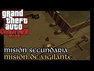 Misión de Vigilante-Policía - GTA Chinatown Wars PSP (Español-Sin Comentario) Guía para el 100%