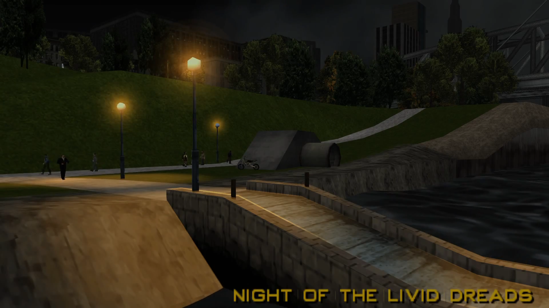 Night of the Livid Dreads