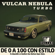 Nebula Turbo Poster promocional GTA Online