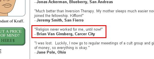 Brian Van Ginsberg