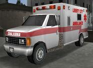 Ambulancia-GTA3-Frente