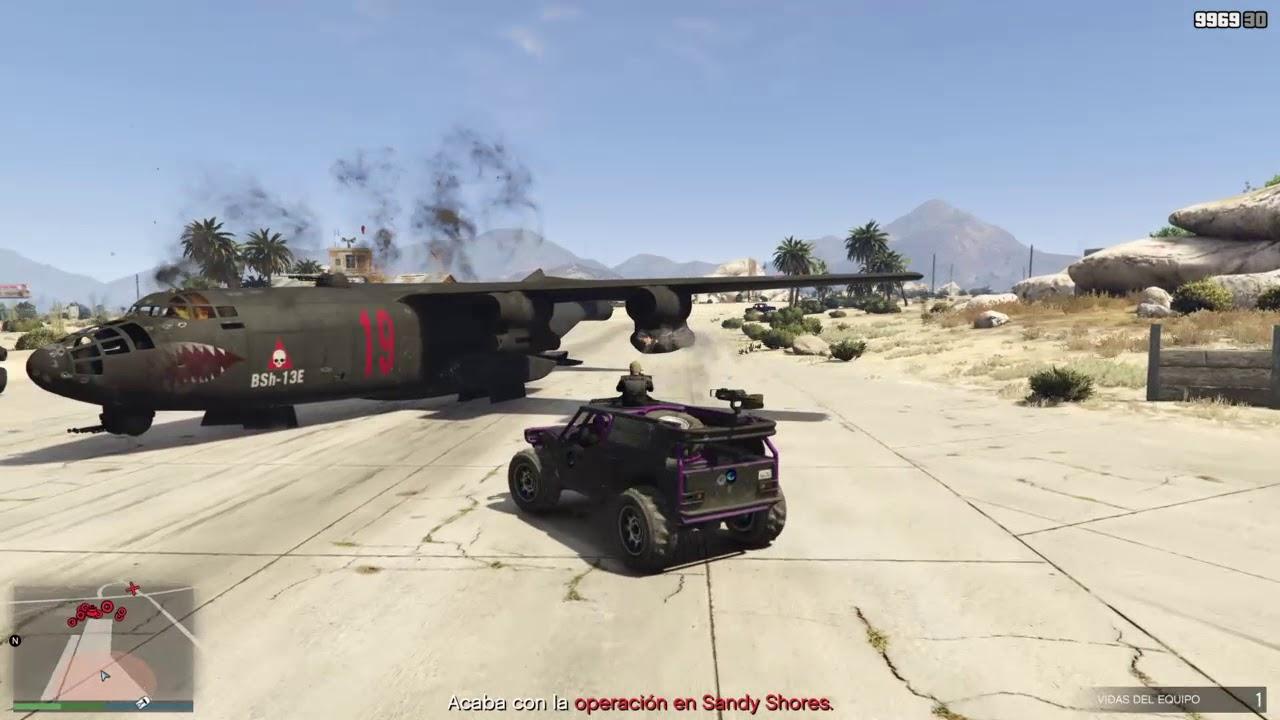 Barrage (misión)