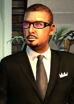 Personajes de Grand Theft Auto: The Ballad of Gay Tony