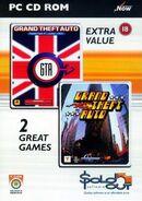 GTA Pack 1 y 2 PC