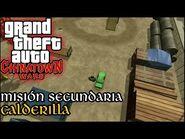 Calderilla - GTA Chinatown Wars PSP (Español-Sin Comentario) Guía 100%