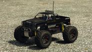 RCBandito-GTAO-Rancher con tumbaburros y jaula antivuelco
