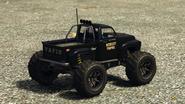 RCBandito-GTAO-Atrás Slamvan con jaula antivuelco