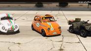 Brioso 300 Tuning GTA Online