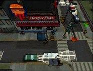 Burger Shot Fortside CW