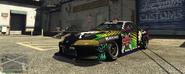 Previon modificado GTA Online