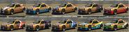 GB200 Pinturas GTA Online