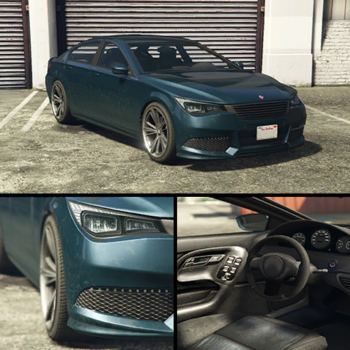 Oracle Sedan