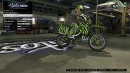 Manchez Scout modificado GTA Online 2