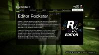 RockstarEditor menú