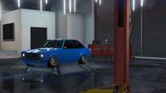 Retinue MkII modificado GTA Online