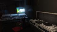 Tequi-La-La consola DJ