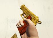 PistolaEntintadoDorado-GTAV