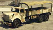 Barracks con lona corta-GTAO