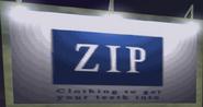 Publicidad ZIP en GTA III