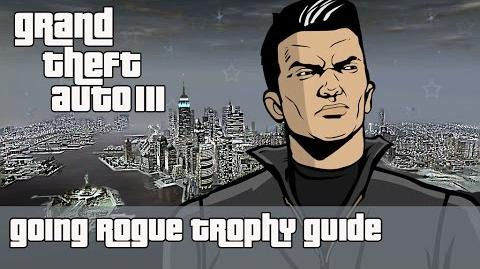 Grand Theft Auto III (PS4) - Going Rogue Trophy Guide