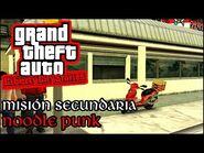 Noodle Punk-Repartidor de Fideos - GTA Liberty City Stories (Español-Sin Comentario) Guía 100%