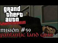 Panlantic Land Grab - GTA Liberty City Stories PSP - Misión -59 (Español-Sin Comentario)