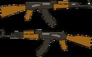 AK-47 diagrama