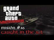 Caught In The Act - GTA Liberty City Stories PSP - Misión -46 (Español-Sin Comentario)