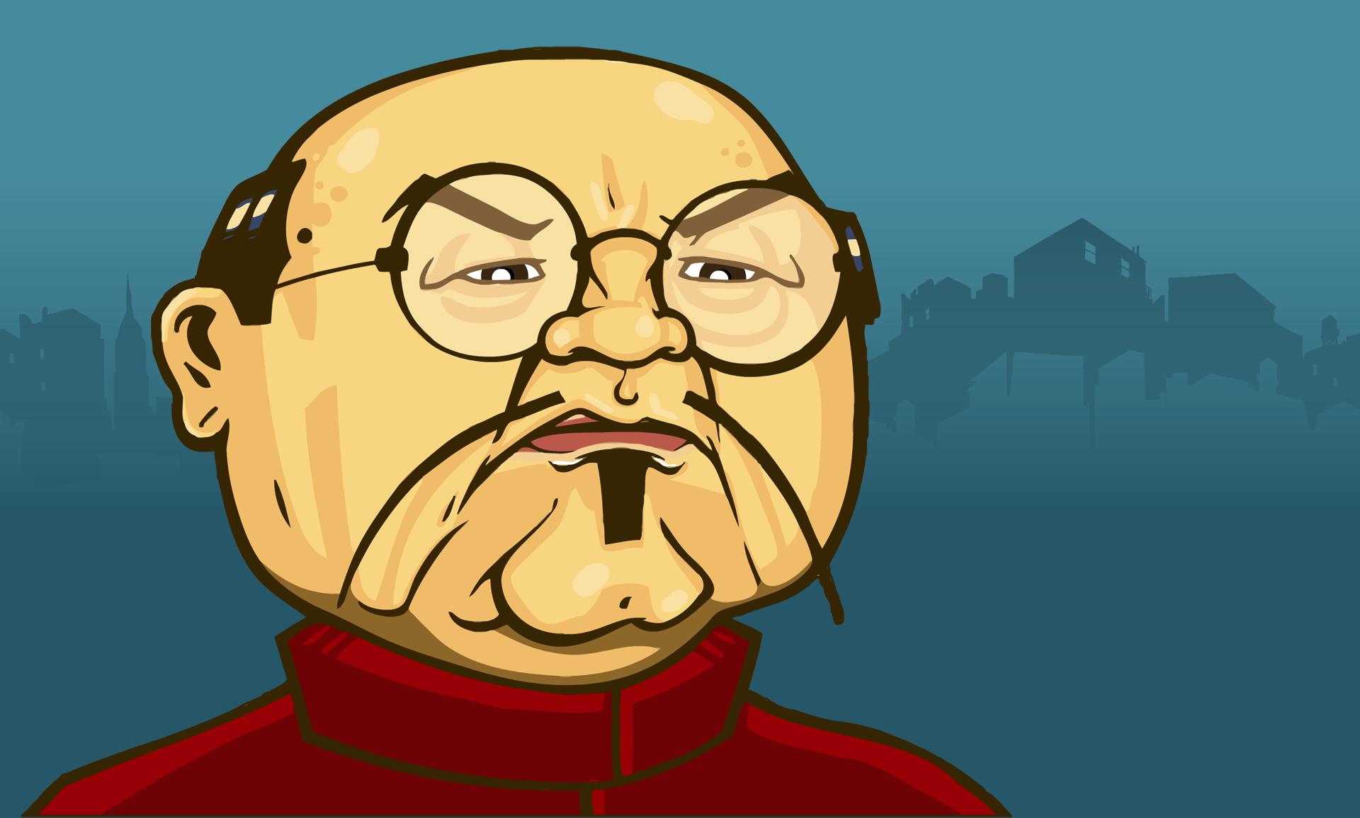 Mr. Wong