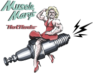 Muscle Mary's